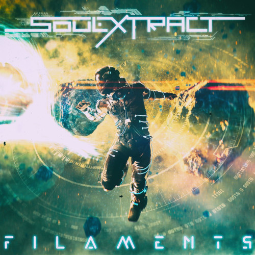 Soul Extract Filaments album cover